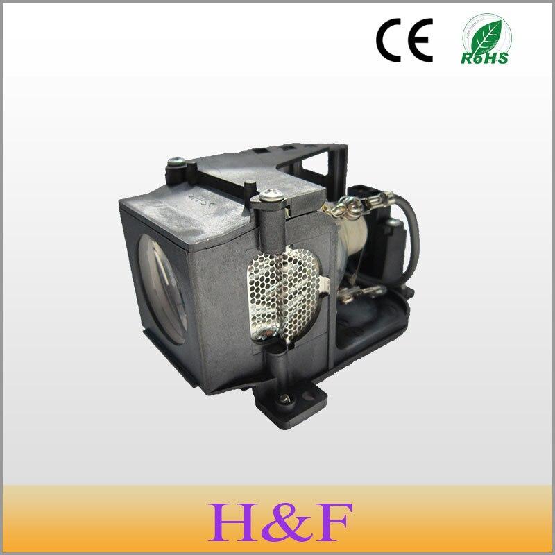 ФОТО POA-LMP107 Compatible Replacement Projector Lamp Light With Housing For Sanyo Mercury Lamp PLC-XE32/XW50/XW55/XW55A/XW56 Lambasi