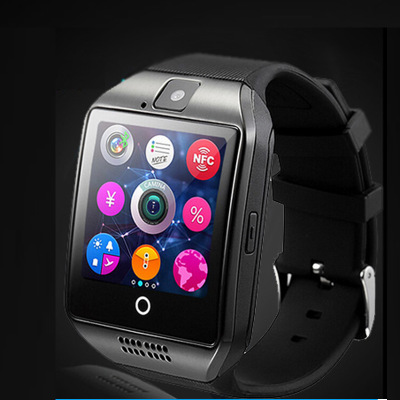 Q18 smart watches Bluetooth can insert card Aliexpress hot hot style iOS android dual system
