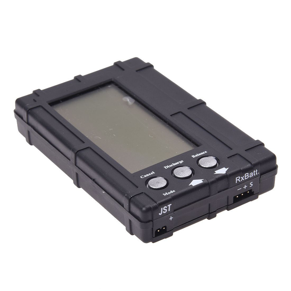 High precision electrical display 3 in 1 lithium battery 2s-6s