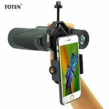 TOTEN Universal Cell Phone Adapter Mount Monocular Binoculars Spotting Scope Bracket Eyepiece Adapter Multifunction