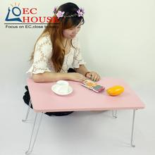 on bed with foldable notebook Comter desk legs artifact heightening dormitory lazy small table FREE SHIPPING