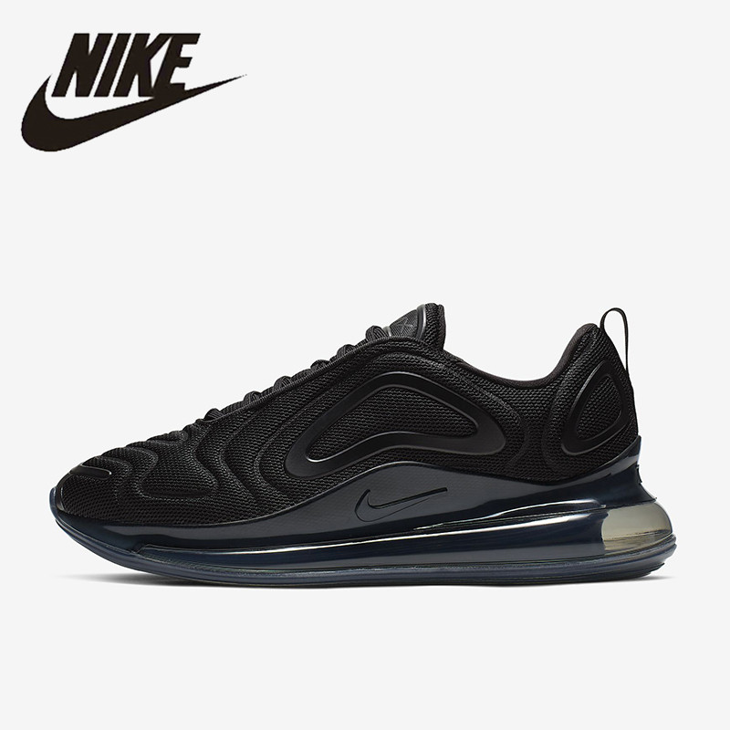 Nike  Air Max 720 Running Shoes Men Breathable Athletic Sports Sneakers New Arrival AO2924-007