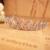 Bonito Cristais Liga Acessórios Do Casamento Desgaste Da Cabeça de Noiva Chapéus Baratos Moda Acessórios Do Casamento Nupcial Crown Em Estoque