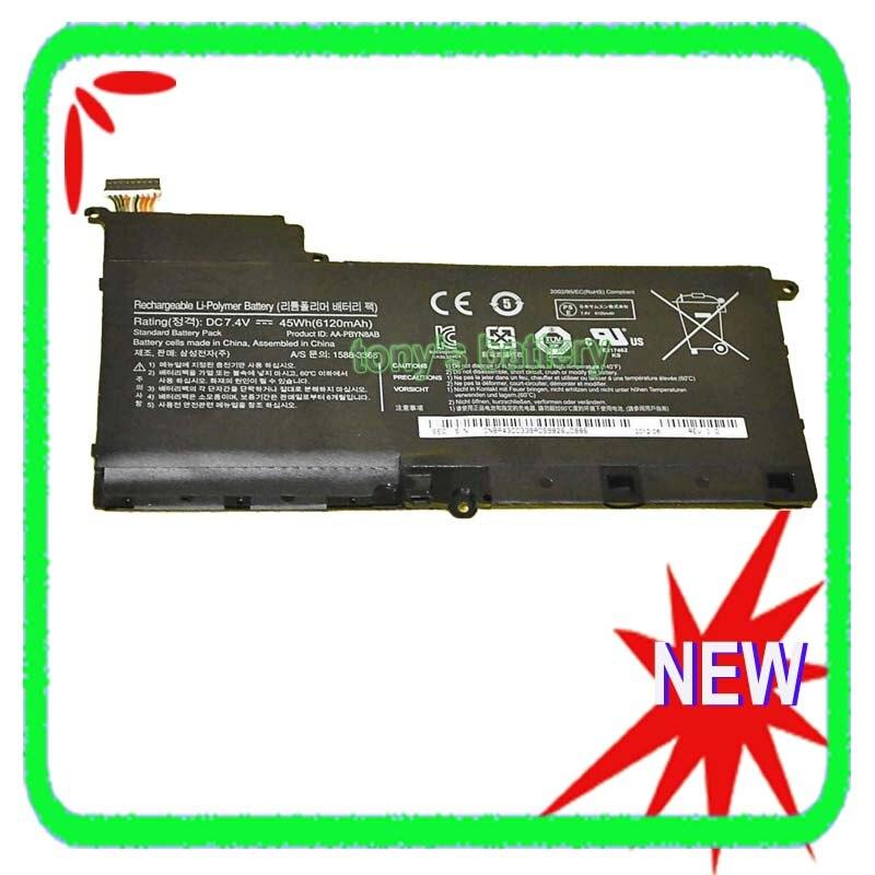 AA-PBYN8AB Batterie d'origine pour Samsung NP530U4B 530U4B 530U4C 535U4C NP530U4B-A01US BA43-00339A
