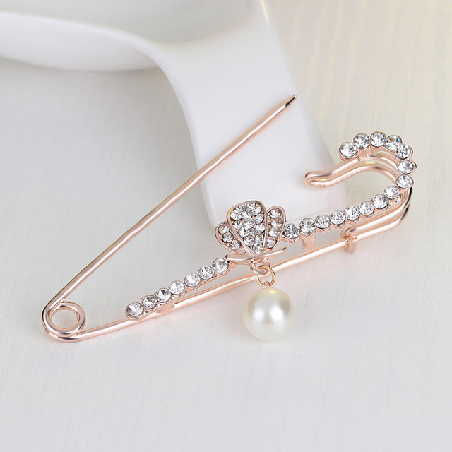 Vintage Hijab Brooch Pins For Women