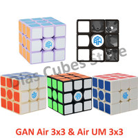 Magic Cube Newest GAN 3x3x3 GAN356S Magic Cube GAN 356S Learning Educational Cubo Magico Toys