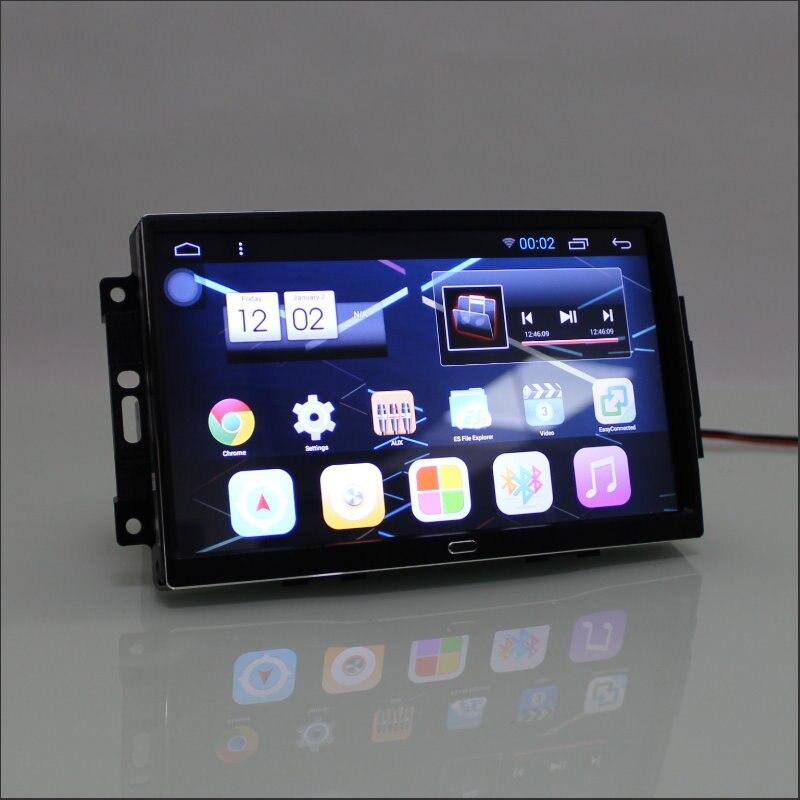 Android GPS del coche Multimedia de Navegación Para JEEP Commander 2007 ~ 2008 d