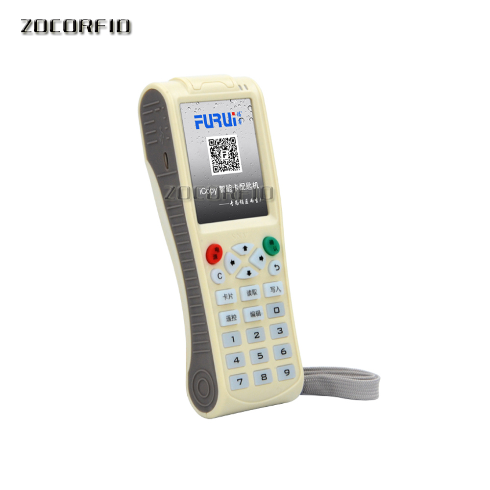 iCopy 8 RFID Copier Duplicator English Version Newest iCopy8 with Full Decode Function Smart Card Key