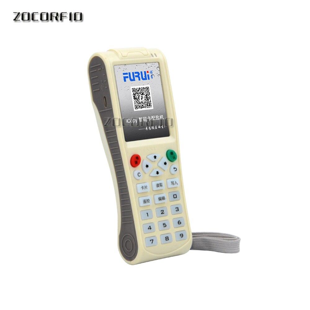 ICopy 8 RFID копировальный аппарат Дубликатор английская версия новейший iCopy8 с полной функцией декодирования ключ для смарт-карты