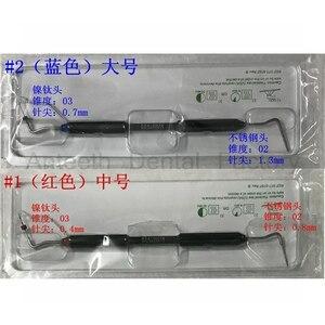 Image 5 - จัดส่งฟรีทันตกรรมรากฟันเทียมมือPlugger Endoเครื่องมือฟันบรรจุแนวตั้งน้ำRoot CanalบรรจุPresser