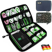 Gadget Organizer USB Cable Storage Bag Travel Digital Electronic Accessories Pouch Case USB Charger Power Bank Holder Kit Bag july s song travel digital storage bag multifunction cable usb charger wire organizer case portable zipper power bank pouch bag