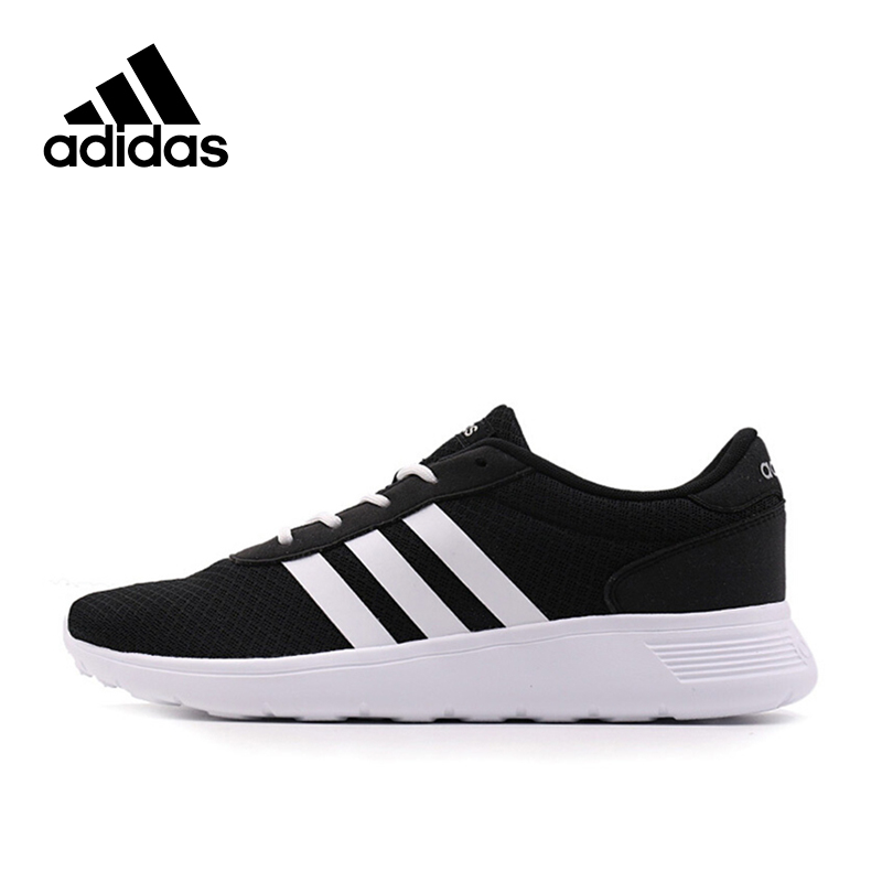 Adidas Authentic New Arrival 2017 NEO Label LITE RACER Men's Skateboarding Shoes Sneakers AW3873 F76401 F99414 adidas original new arrival official neo women s knitted pants breathable elatstic waist sportswear bs4904