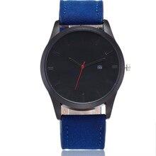 Для женщин часы модный бренд римскими цифрами аналог искусственной кожи кварцевые наручные часы для женщин