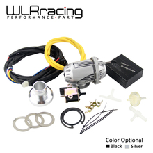 WLR RACING   New Universal Electrical Controller For Diesel Turbo Dump With Silver Blow Off Valve Kit WLR5011W+5730 MB