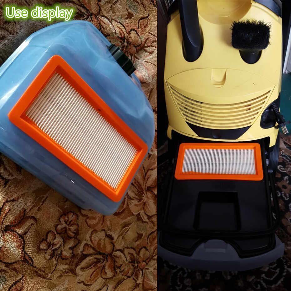 Filtro HEPA de reemplazo de filtros de polvo de aspiradora para Karcher DS5500, DS6.000, DS5600, DS5800, K5500