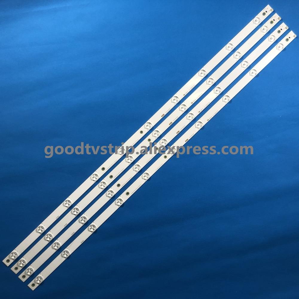 Led Lighting Frank 855mm Led Backlight Strip 10leds For Chang Hong 43 Tv Led43d7200i Light Bar Svj430a07 Rev07 R L Type Lb-c430f14-e1-l-g1-se1 Se2 Led Bar Lights