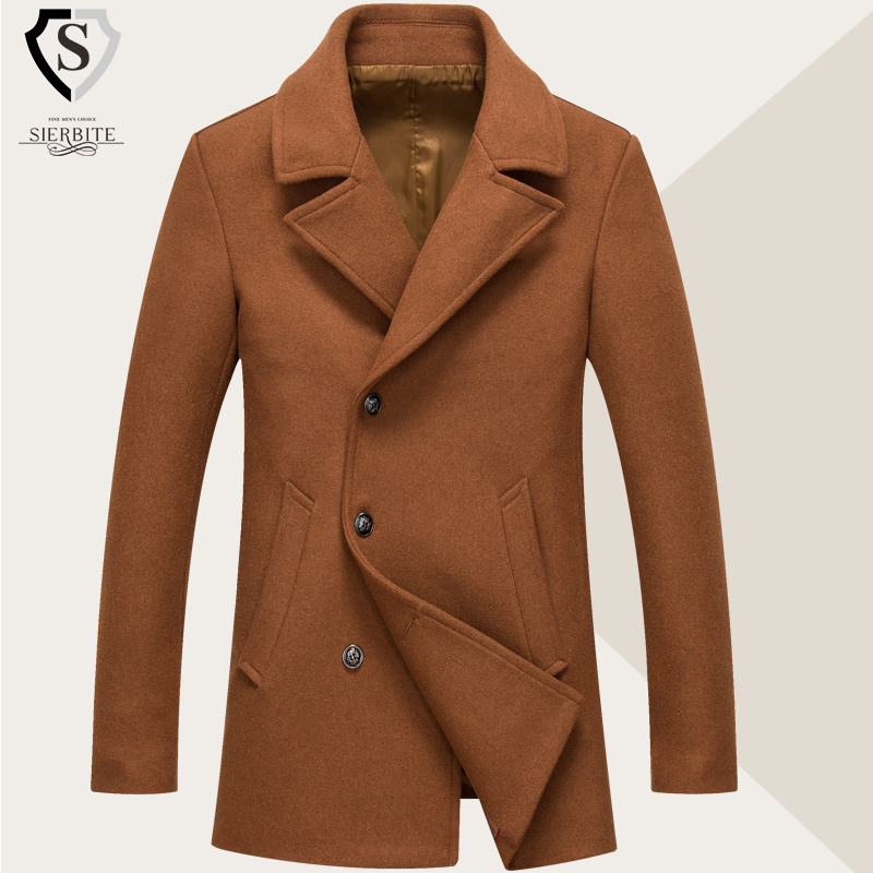 100 Cashmere Coats for Men Promotion-Shop for Promotional 100 ...
