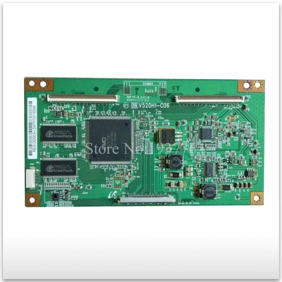 good working original for board V520H1-C06 V520H1-L06 T-con logic board 6870c 0511a t con logic board for connect with t con connect board