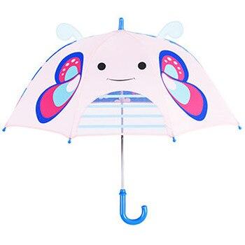 Зонтик детей детский зонт с анимационным принтом Начальная школа зонтик от дождя мини карманные зонтики домой дождь Шестерни 50R092