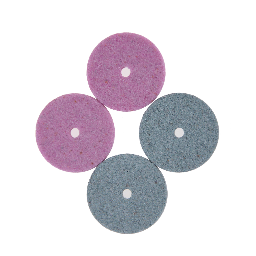 10pcs Mini Drill Grinding Wheel/Buffing Wheel Polishing Pad Dremel Accessories Abrasive Disc For Bench Grinder Rotary Tool 20mm