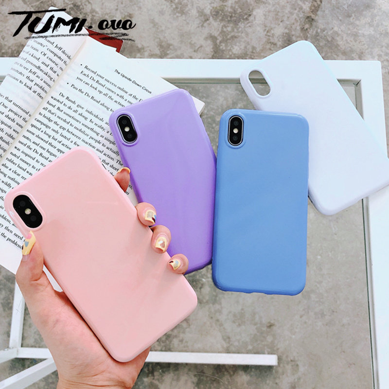 Glitter Powder TPU Soft Candy Color Case For Huawei P30 Pro P20 Lite P10 Plus Mate 10 20 Nova 2S 3 3i Honor 8 9 9i 10 Y7 Y9 2019 image