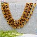 Натурального Балтийского Янтаря 70 см Фишки Ожерелье-Оптовая Цена