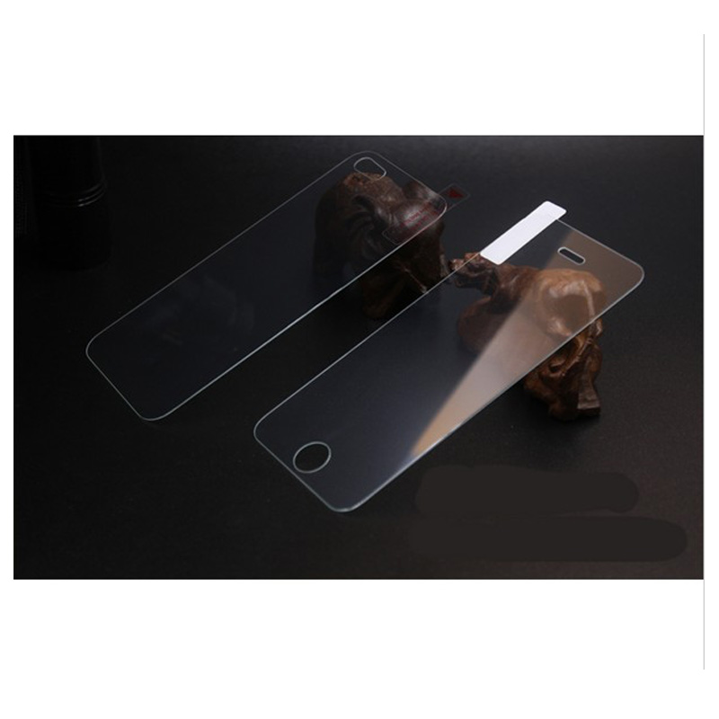Front & Back (2pcs) High Quality Tempered Glass Premium Real Film - Mobile Phone Accessories and Parts - Photo 4