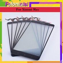 10Pcs/lot ORIGINAL For Xiaomi Mi Max MiMax 1 Max1 Touch Screen Digitizer Panel Sensor Front Outer Glass Touchscreen