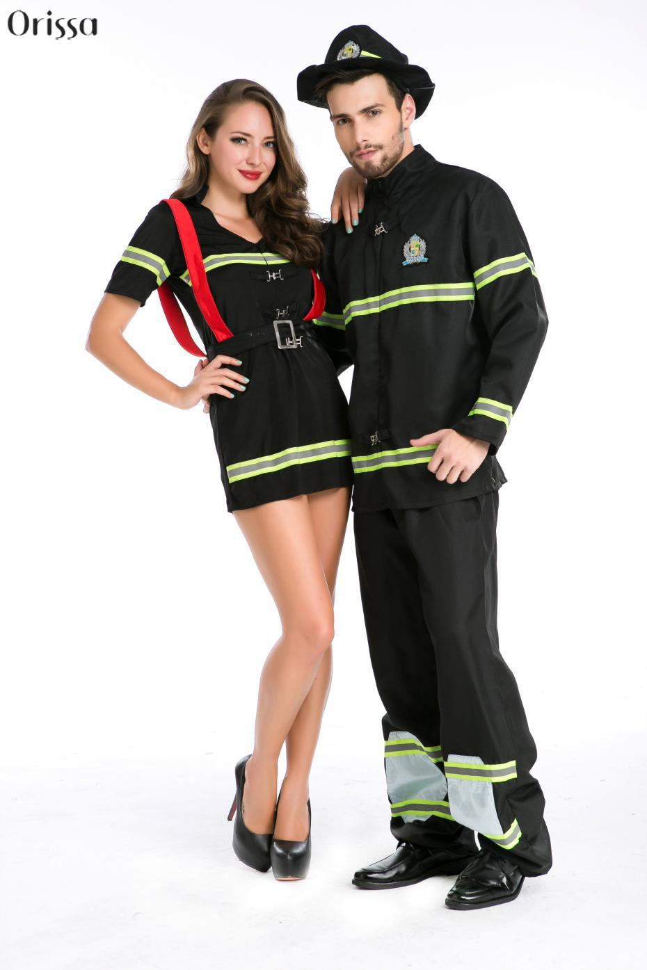 2016 Hot Quality Halloween Party Clothes Adult Couple -5949