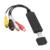 10 NTSC USB Vidéo Carte de Capture TV Tuner CCTV MAGNÉTOSCOPE DVD HDTV Audio Adaptateur Convertisseur Connecteur pour Gagner Jeu Vidéo sur PC/Ordinateur Portable