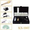 Máquinas profesionales del tatuaje set / maquillaje permanente cejas kit / pluma cosmética kits de iniciación del tatuaje