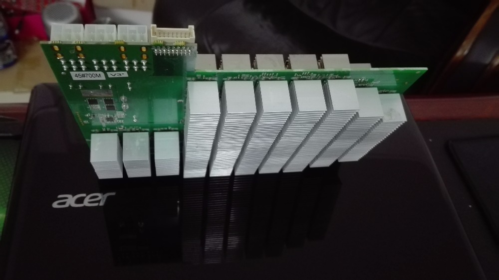 YUNHUI Antminer S7 4.73T Repair hash plate Hash board one PC 1.57T Bitcoin miner BTC Mining machine 28nm BM1385 chip
