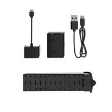 [ЕС США CA наличии] святой камень 1 шт. 2800 мАч 7,4 В модульная перезаряжаемые USB кабель адаптер коробка равновесия заполнения для HS700