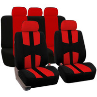 9pcs Pack Universal Car Seat Cover Set Auto Seat Protectors Protection For All Seasons Fit Automotive