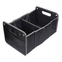 1X Car Accessories Trunk Stowing Tidying Storage Organizer Box Bag For AUDI A3 A4 B5 B6 B7 B8 A5 C5 A6 C6 C7 A7 A8 Q3 Q5 Q7 A1