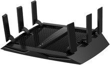Original NETGEAR R8000 AC3200 WI-FI Router Nighthawk X8 Tri-Band WiFi Router Gigabit Ethernet цена и фото