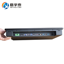 19 inch embedded industrial pc touch screen Resolution 1280×1024 pc with industrial Intel N3150 4gb ddr3 32g ssd