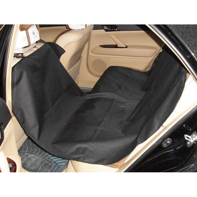 Winnie car/vehicle trunk cover for pets, dogs, oxford dog seat cover, black, 142*142 cm, universal for car dog Transportation