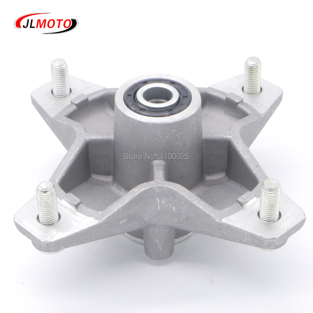 M10 156mmX4 Stud Front Wheel Hub Fit For Motoland 250S YAMAHA RAPTOR ATV YFM 250 350 3GD-25111-20-00 QUAD BIKE