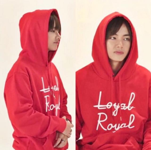 Loyal – Royal Hoodie V