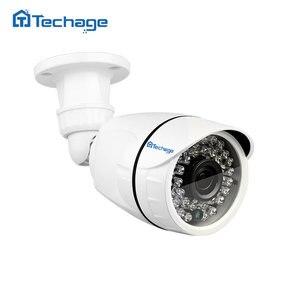 Image 1 - Techage AHD Analogica 1080P 2.0MP Esterna Impermeabile HD Macchina Fotografica di IR di Visione Notturna di Sicurezza Domestica Telecamera A CIRCUITO CHIUSO per AHD DVR sistema di Kit
