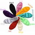 O envio gratuito de 2015 mais novo da espuma da memória palmilhas personalizadas massagem nos pés palmilhas fascite plantar