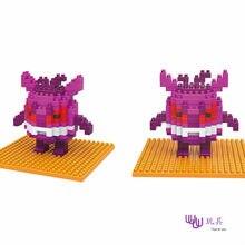 SC: Pocket Monster – 1151  Diamond Micro Nano Building Blocks Action Figure boy & girl gifts