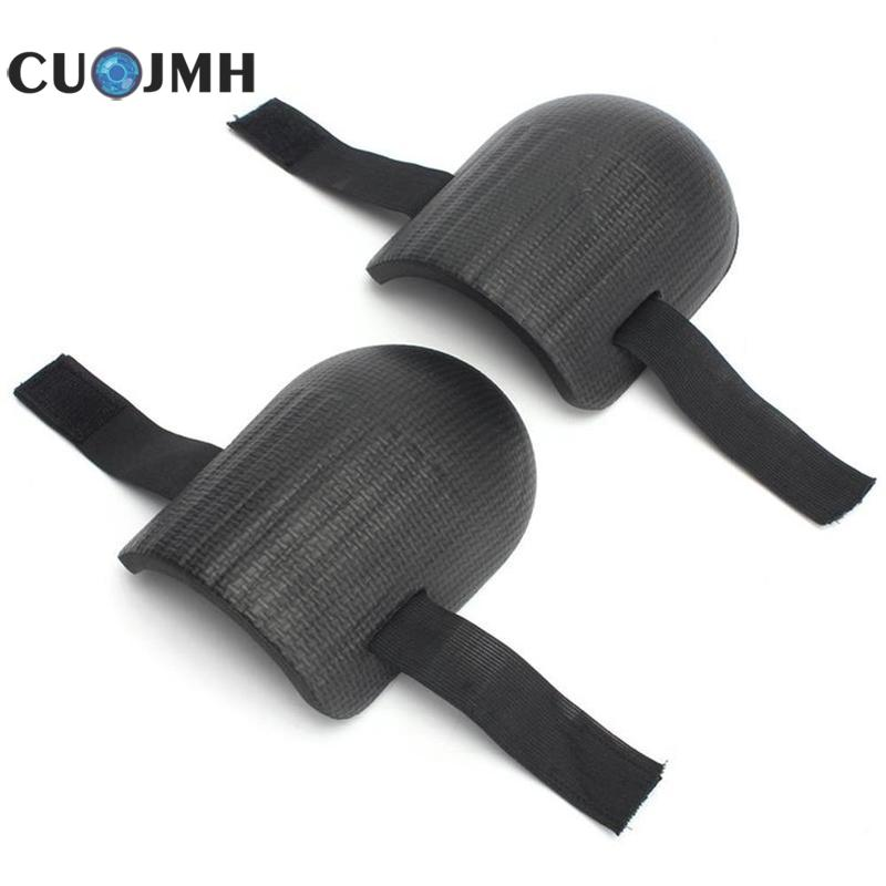 2 Pcs Black Knee Pad Eva Pads For Knee Protection Outdoor Sport Garden Protector Cushion Support Labor Insurance Knee Pad