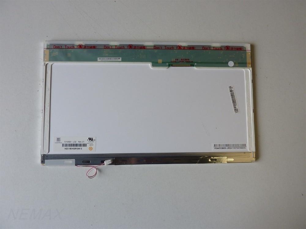 15.6 LCD Screen Replacement LTN156AT01 LP156WH1 B156XW01 CLAA156WA01A N156B3-L02