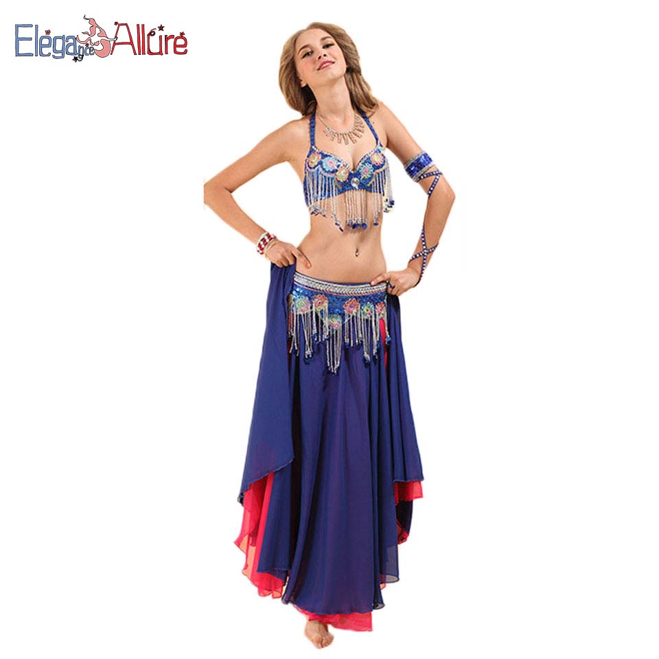 Professional women belly dance clothes