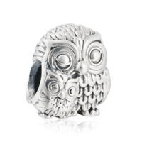 2016 Autumn Collection 925 Sterling Silver Charming Owls Charm Animal Bead Fit Original Pandora Charms Bracelet