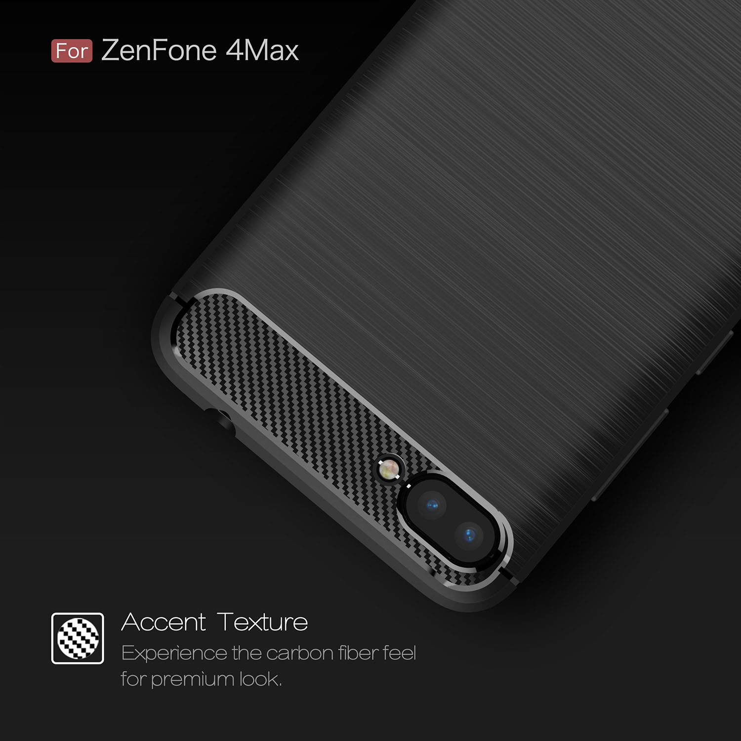TPU Fitted Case for Asus ZenFone 4 Max zc520kl <font><b>zc</b></font> 520kl <font><b>520</b></font> <font><b>kl</b></font> 5.2