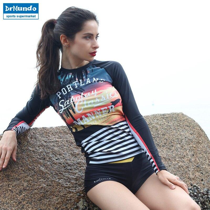 Μακρύ μανίκι Φρουρά ριπών Γυναίκες - Αθλητικά είδη και αξεσουάρ - Φωτογραφία 4