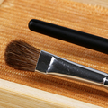 1 Unids Profesional Fundación Maquillaje Bambú Cepillos Del Maquillaje Kabuki Cepillo Cosméticos Set Herramientas del Kit de Sombra de Ojos Blush Brush
